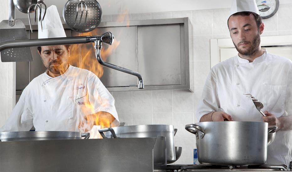 Cucina | Hotel Imperiale